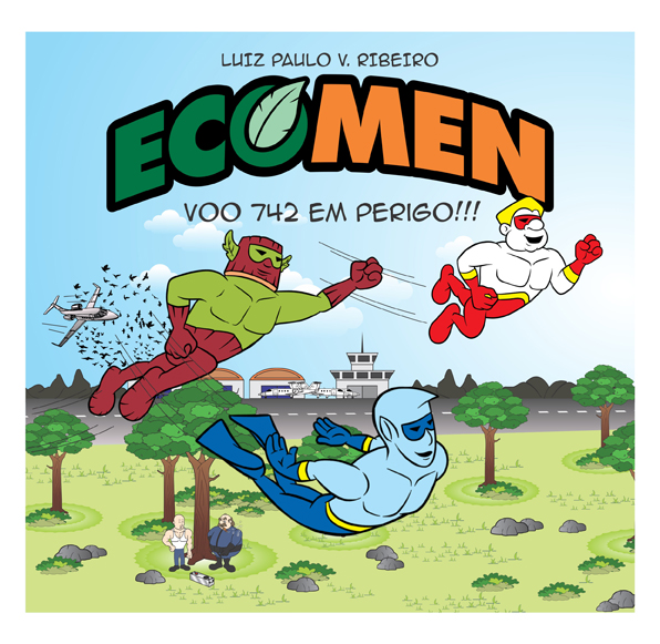 eco men-voo 742-01-hq-quadrinhos-comics-manga